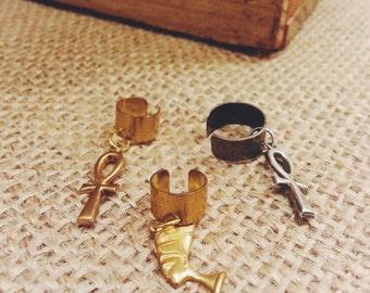 Egyptian Ear Cuffs