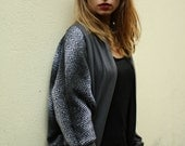 Wool-Shrug/Bolero/Poncho