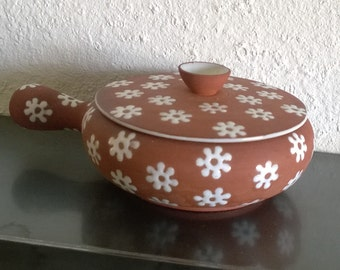 Mid Century Danish Modern Covered Dish by Zeuthen