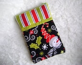 Frosties Quilted Tablet/eReader Sleeve for the Holidays