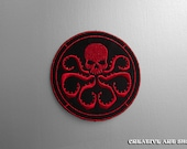 Agents of S.H.I.E.L.D. -  HYDRA sew/iron on Patch
