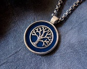 Tree Necklace - Tree, Tre...