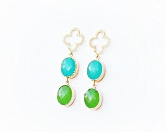 Summer Breeze earrings