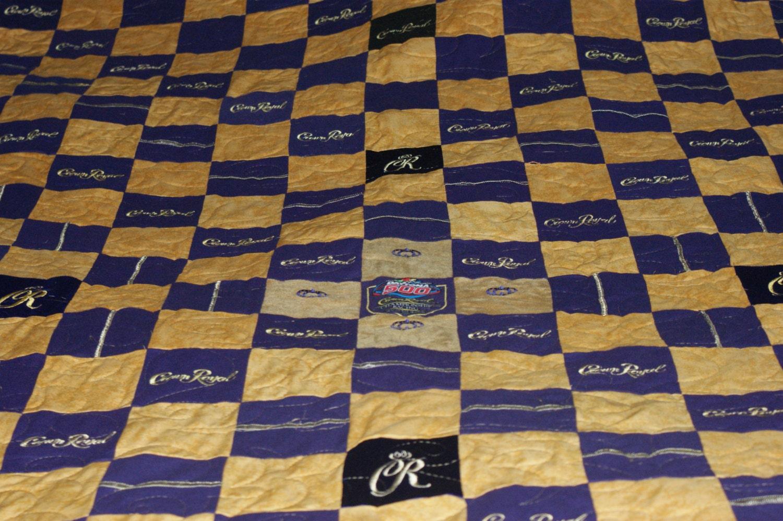 Crown Royal Quilt Lookup Beforebuying