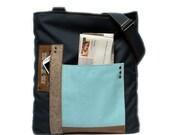 SALE Women leather satchel, durable material similar to cordura, leather women bag, messenger leather purse,  ipad messenger bag