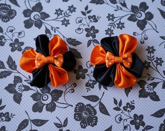 Halloween Style 2 Inch Clipes