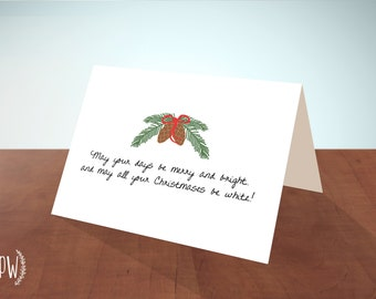 Kids christmas thank you cards instant download instant download printable christmas stationery christmas cards christmas thank you notes holiday blank card m4hsunfo