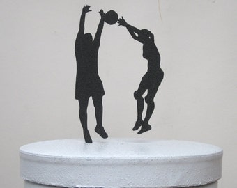 Wedding Cake Topper - volleyball