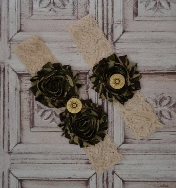 Camo Garter For Wedding: Wedding Garter Wedding Garter Set Camouflage By