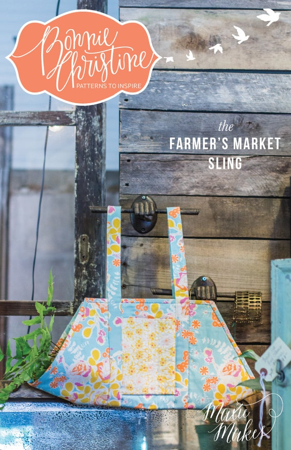 Market Sling - PDF Pattern