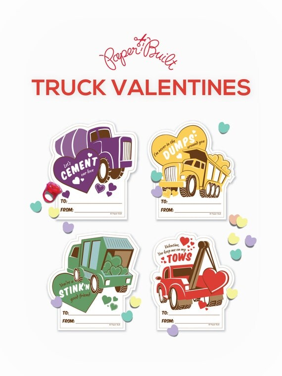 Valentines Day Card Children Valentines Cards Kids Valentine – Boy Valentine Cards