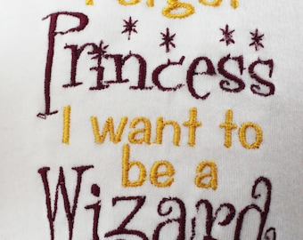 Harry Potter Gryffindor Baby to Toddler  Dress Forget Princess I want to be a Wizard Halloween Costume