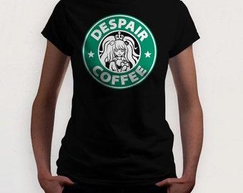 Despair Coffee (Danganronpa) T-shirt