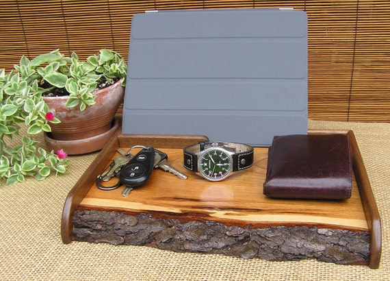 affordable mens valet catch all valet tray charging station docking with charging valet