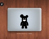 """Toyz macbook pro and air stickers decal for 13,15,17"""" and iPad"""