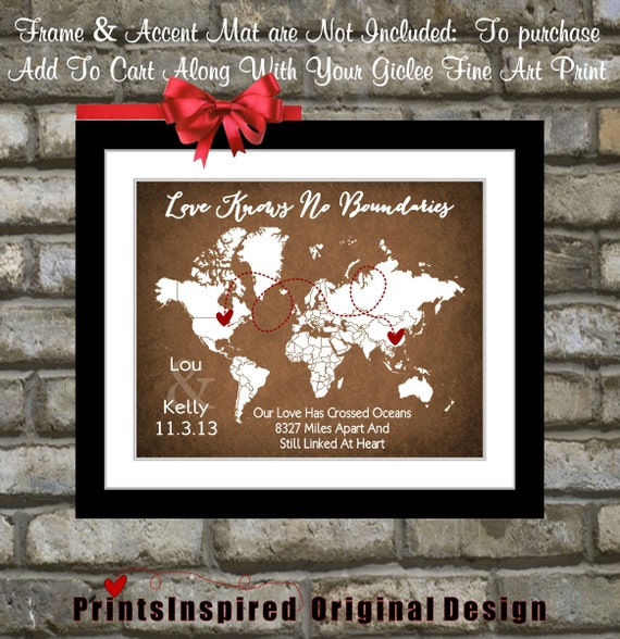 long distance relationship quotes travel map by