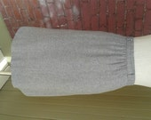 Vintage Gray Skirt by Col...
