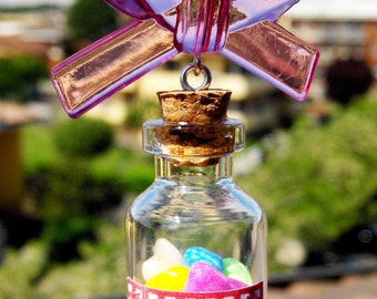 Candy Bottle Necklace