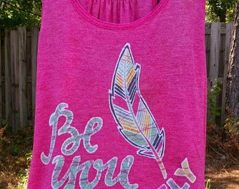 Be You Bravely Batik