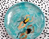 Swimming Pool Plate 1