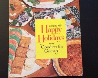 Recipes for Happy Holidays and Goodies for Giving