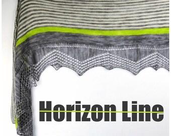 Horizon Line Kit - Stunning Superwash Fingering Weight - 100% Superwash Merino