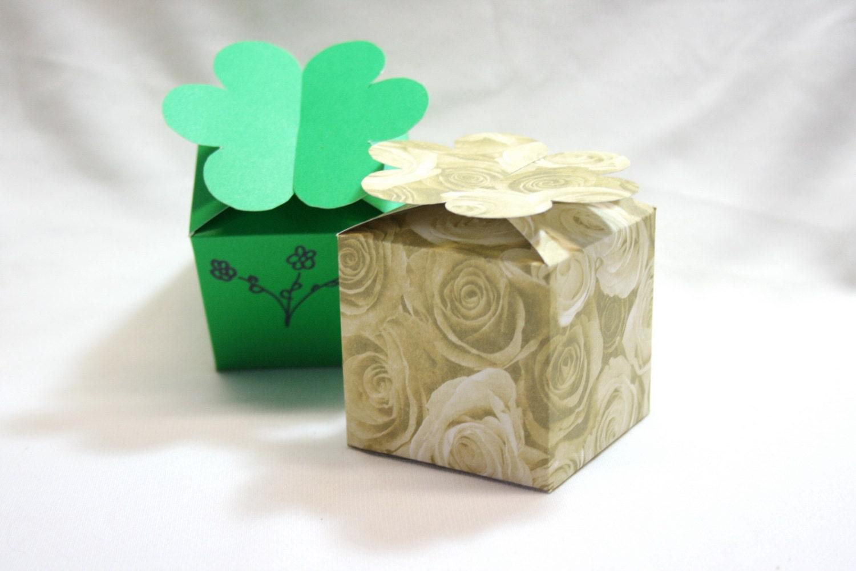 DIY Box Gift Box Paper Box Box Template Printable Gift Box – Paper Gift Boxes Templates
