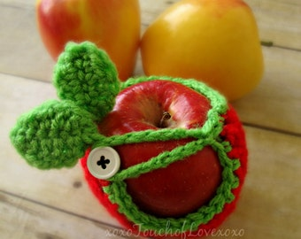 Apple Cozy Perfect Teacher Gift!