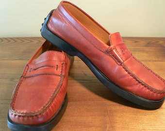Sale: Tods driving loafers, Women's size 7 1/2 shoe, Vintage Tod's Gommino Driving loafer , Tod's loafer, Loafer, Women's shoe