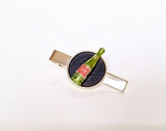 Vintage 7UP Tie Clip