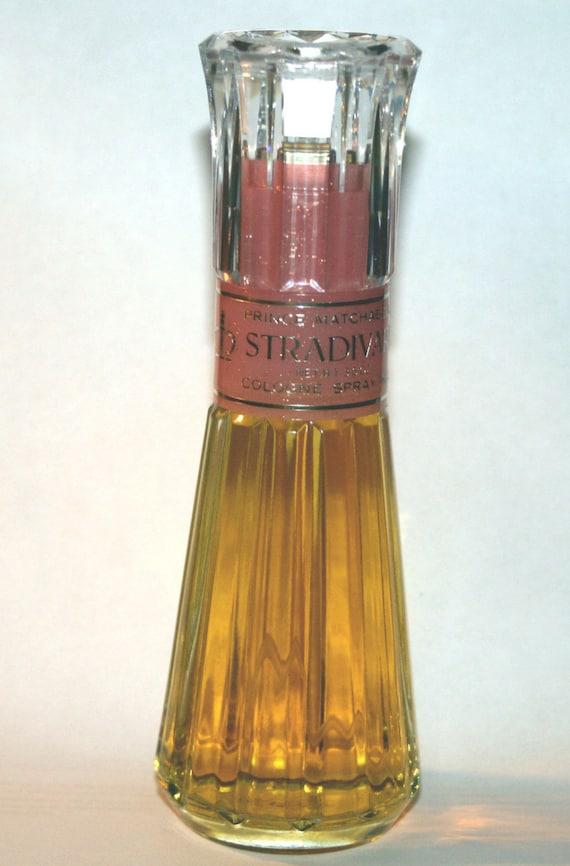 Stradivari By Prince Matchabelli Cologne Spray 3 6 Oz New Old