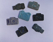 Set of 11 Camera Charms - Reserved for  Jamie Marie