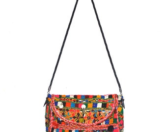 Boho Handbag - Banjara Tribal Gypsy Purse