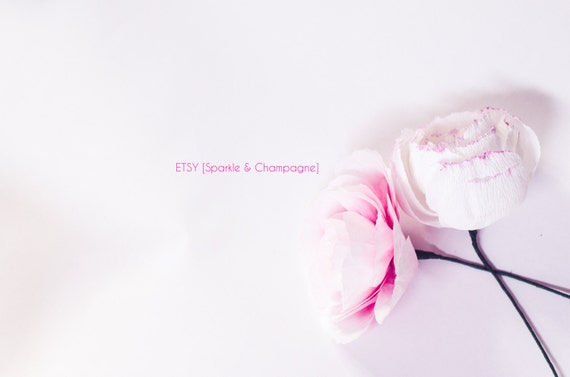 Paper Flower, Paper Flowers, Paper Tree Peony, Wedding bouquet, bridal bouquet