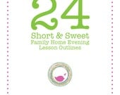 FHE • Short & Sweet Lessons Volume #1