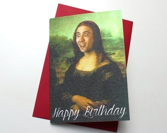 the gallery for > nicolas cage happy birthday card, Birthday card