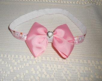 Girls 'Ballerina' Inspired Pink Headband