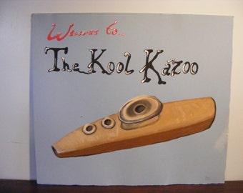 Kazoo Etsy