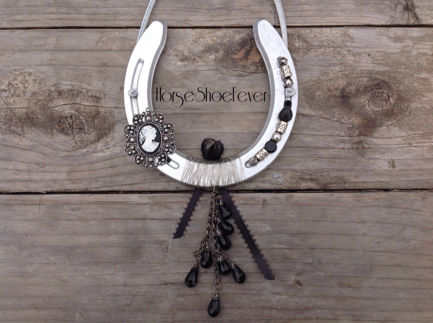 Horseshoe Art Decor And Home Country Wall