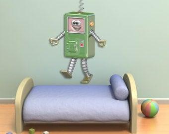 Wall decals robot A300 - Stickers robot A300