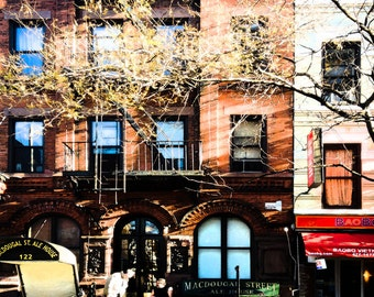 photography, street photography, New York West Village, urban, metro, downtown, street, lifestyle, architecture, high contrast, dark ink