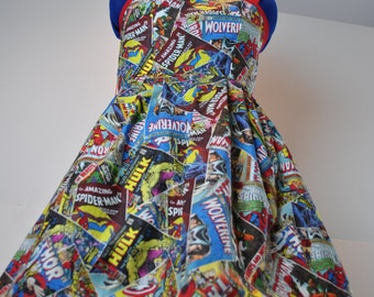 Marvel Dress.... (It has pockets!)