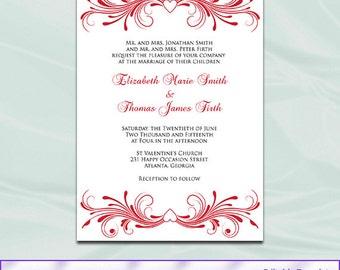 view wedding invitationsweddingprintablesdiy on etsy, wedding cards