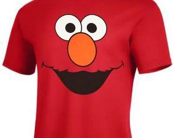 Elmo T- shirt Short Sleeve/ Long Sleeve / TanK Top  Men's Sizes