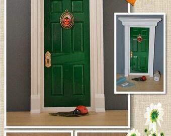 Enchanted Pixie Door
