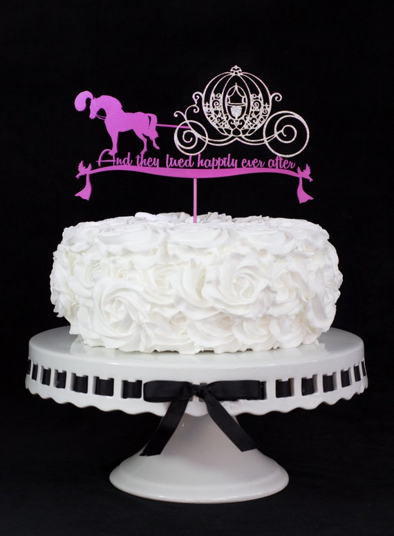 cinderella carriage wedding cake toppers wedding cake topper cinderella amp carriage 12851