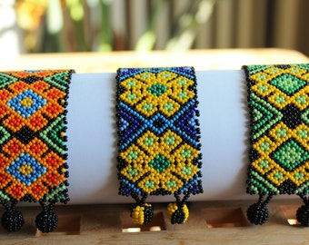 Authentic Mexican bracelets