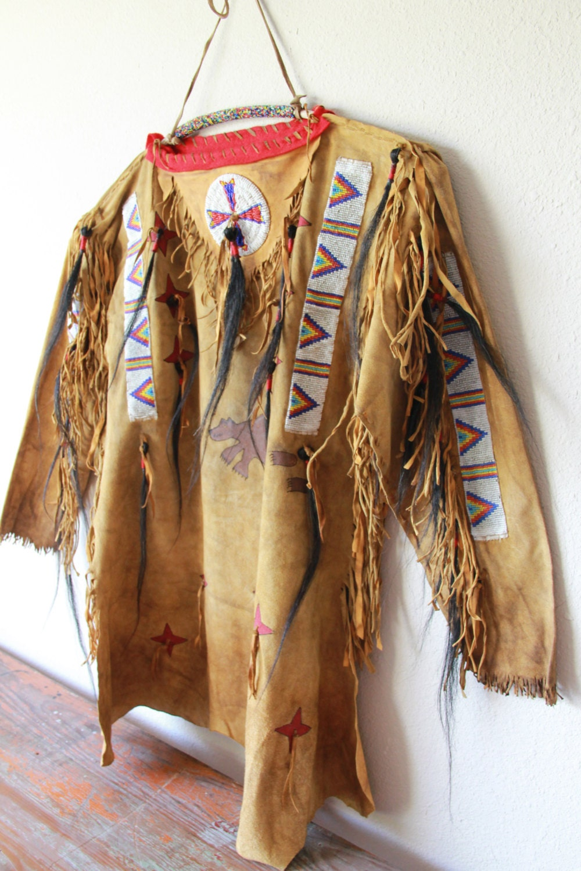 Primity Native American War Shirt
