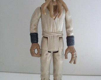 Star Wars Return Of The Jedi Squid Head Figure 1983