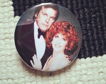 "badge ""for the love of the risk – hart to hart"""